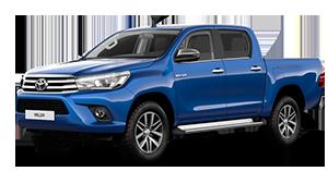 Toyota Hilux - Concessionaria Toyota Frosinone e Ceccano