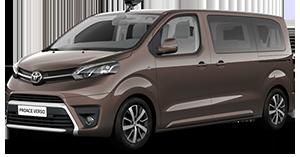 Toyota Proace Verso - Concessionaria Toyota Frosinone e Ceccano