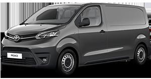 Toyota Proace - Concessionaria Toyota Frosinone e Ceccano