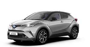 Toyota C-HR - Concessionaria Toyota Frosinone e Ceccano