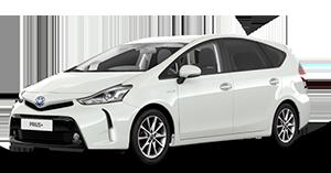Toyota Prius+ - Concessionaria Toyota Frosinone e Ceccano