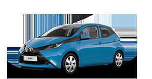 Toyota AYGO - Concessionaria Toyota Frosinone e Ceccano