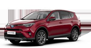 Toyota RAV4 - Concessionaria Toyota Frosinone e Ceccano