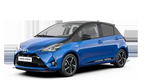 Toyota Yaris - Concessionaria Toyota Frosinone e Ceccano