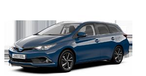 Toyota Auris Touring Sports - Concessionaria Toyota Frosinone e Ceccano
