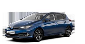 Toyota Auris - Concessionaria Toyota Frosinone e Ceccano